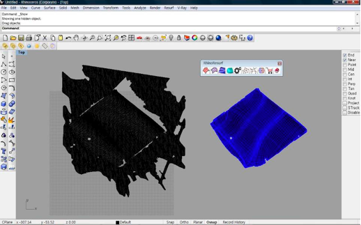 5  3D Scanner (mesh to NURBS)   Digital Fabrication in